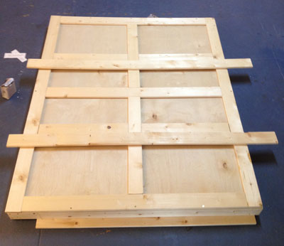 Kate Vrijmoet :: 5 Steps To Building a Shipping Crate Like a Pro